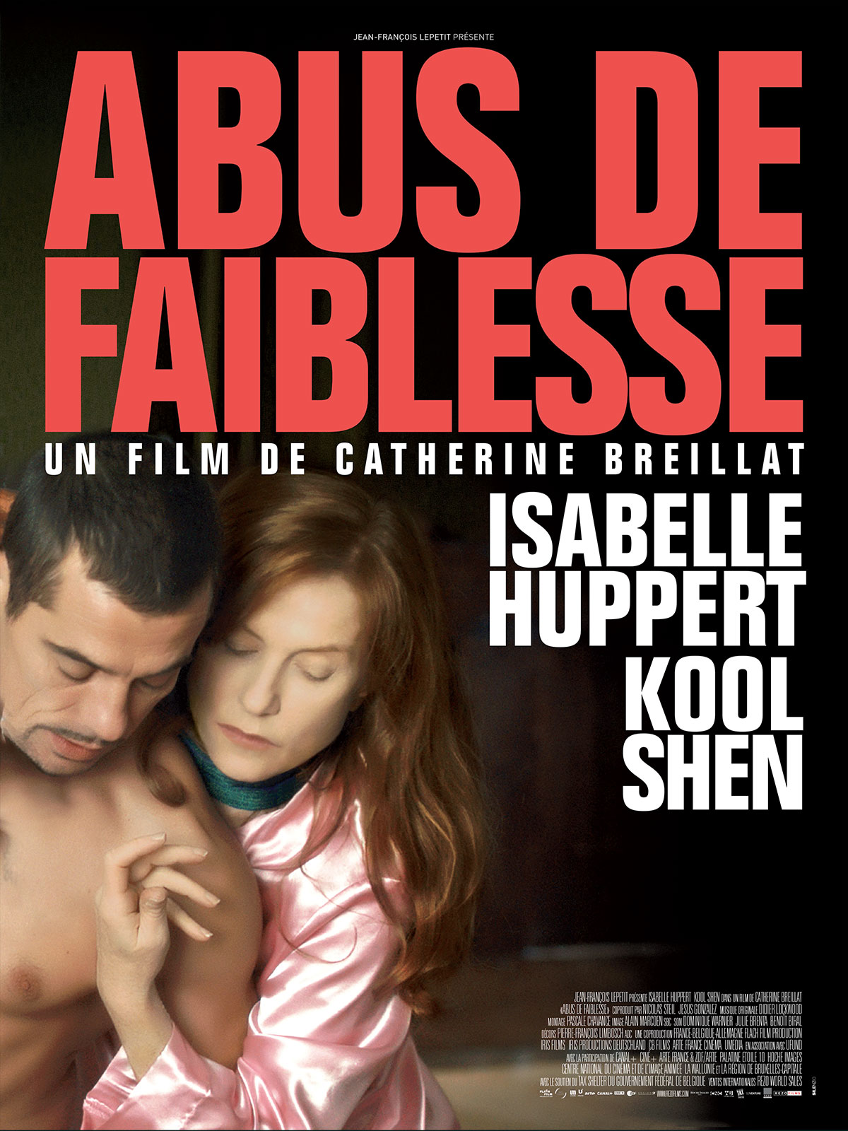 Télécharger Abus de faiblesse en Dvdrip sur uptobox, uploaded, turbobit, bitfiles, bayfiles ou en torrent
