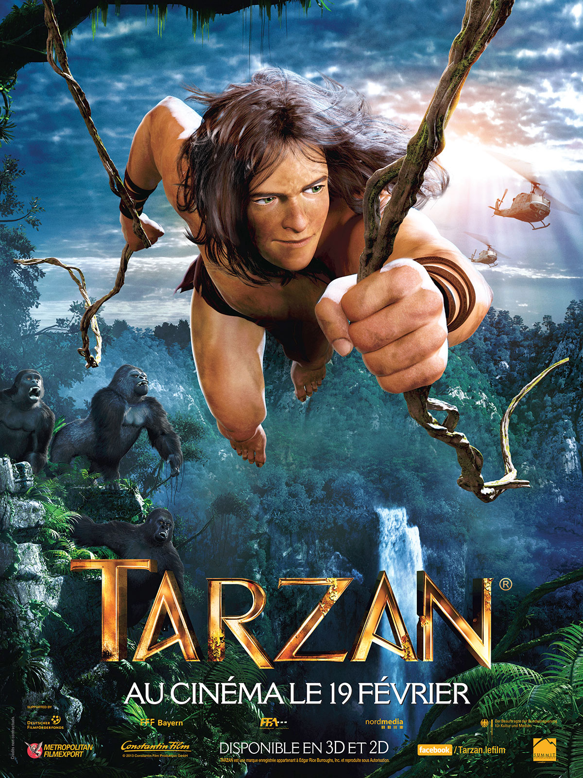 Tarzan | Dvdrip | TrueFrench