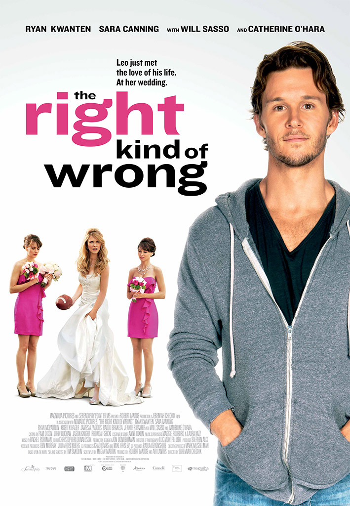 The Right Kind of Wrong affiche