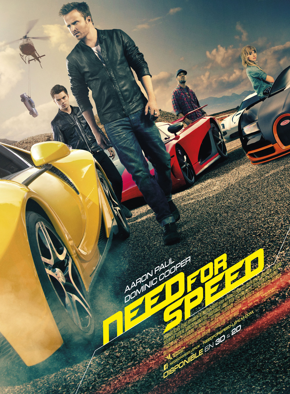 Need for Speed [TRUEFRENCH] dvdrip