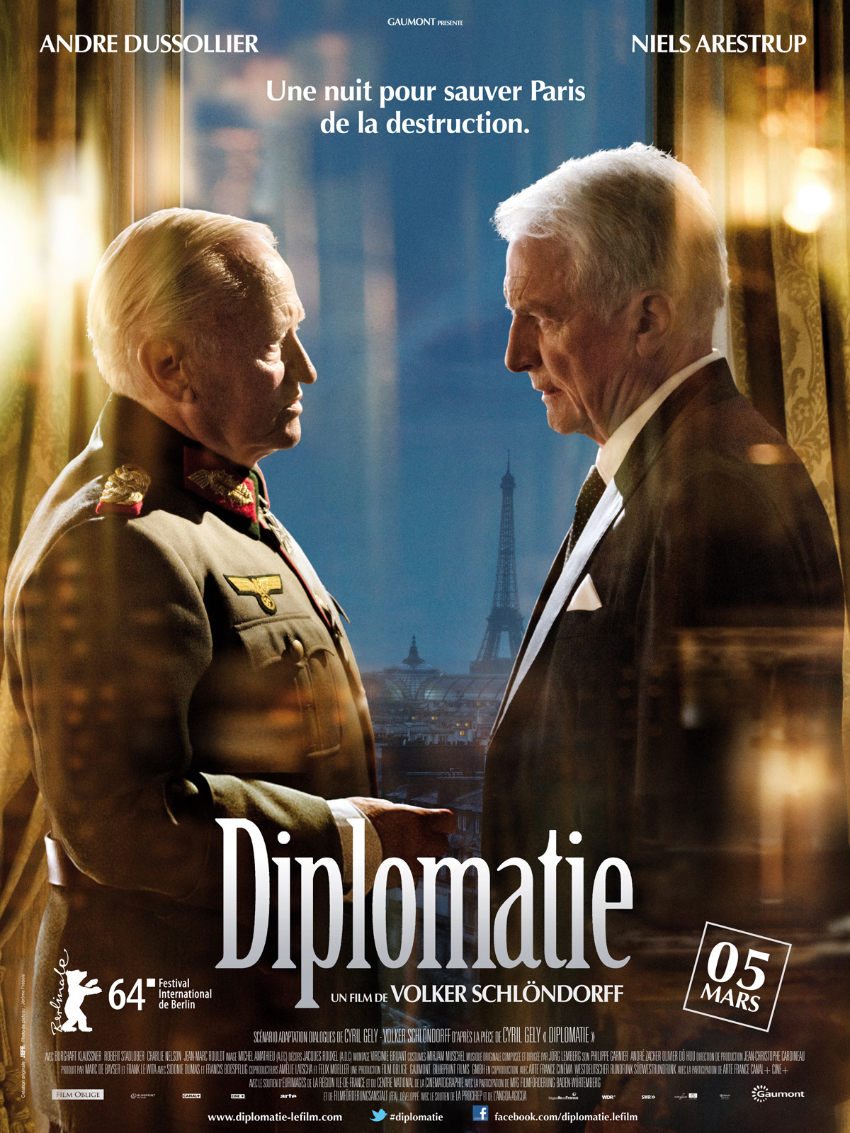 Diplomatie streaming film