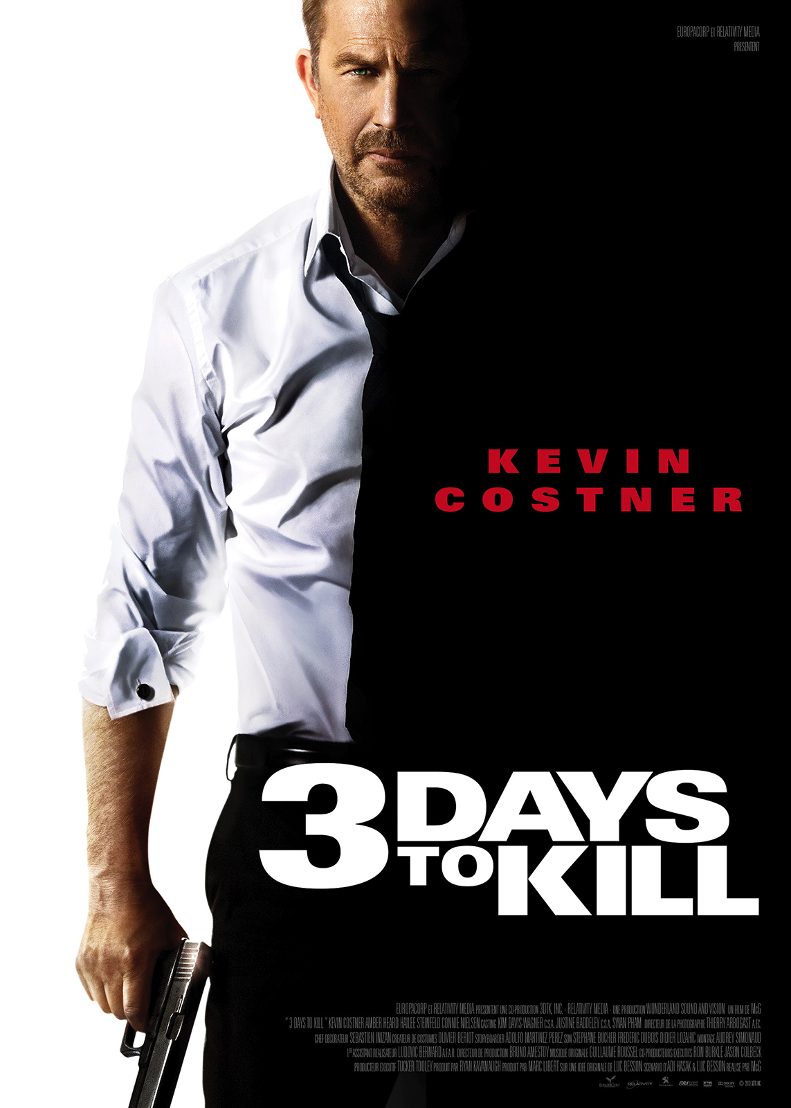 3 Days to Kill (Vostfr)