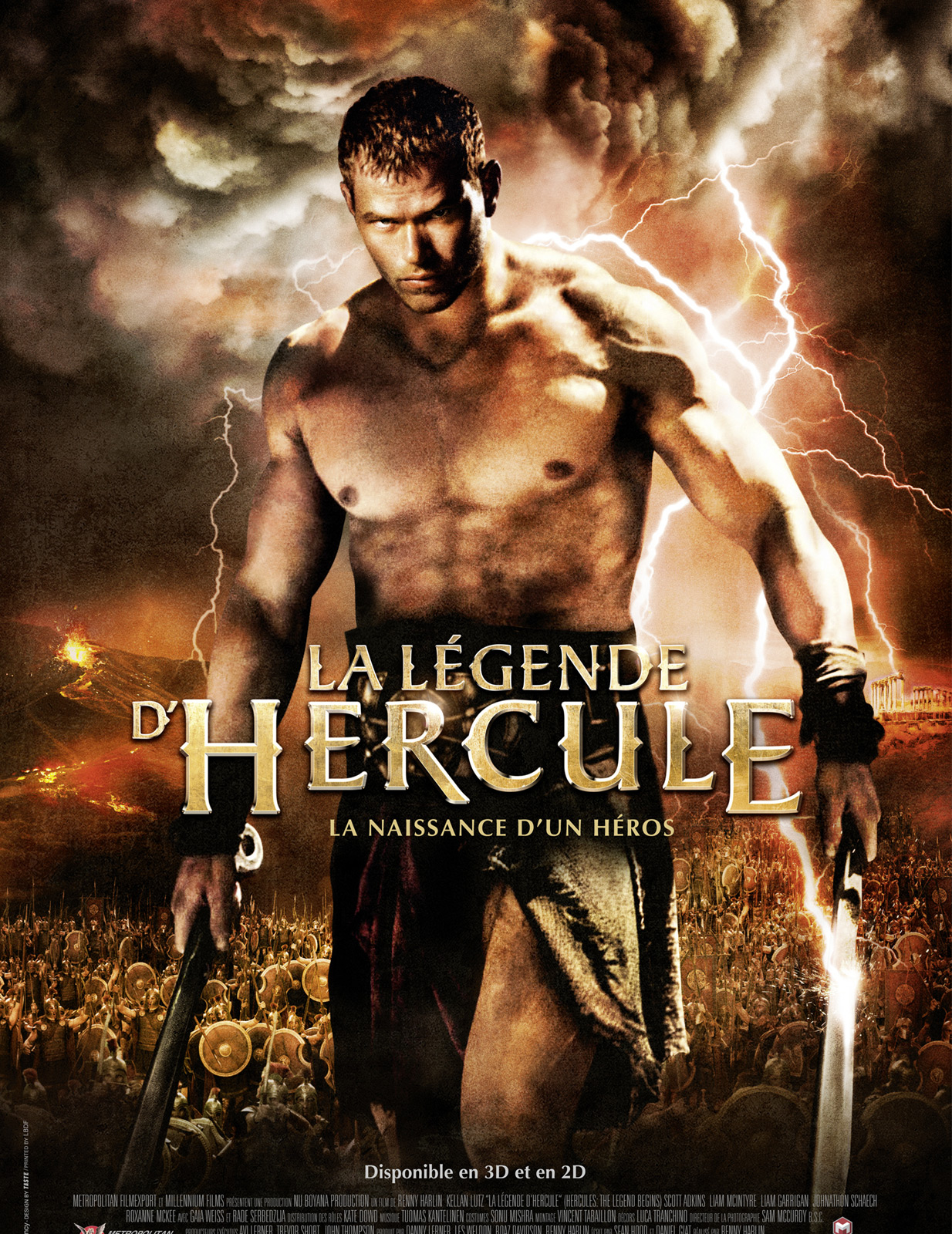 Telecharger La Légende d'Hercule 2014 [FRENCH] [WEBRIP]