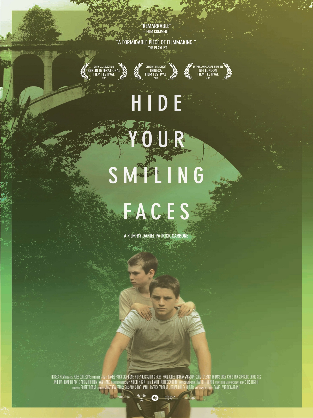 Hide Your Smiling Faces dvdrip
