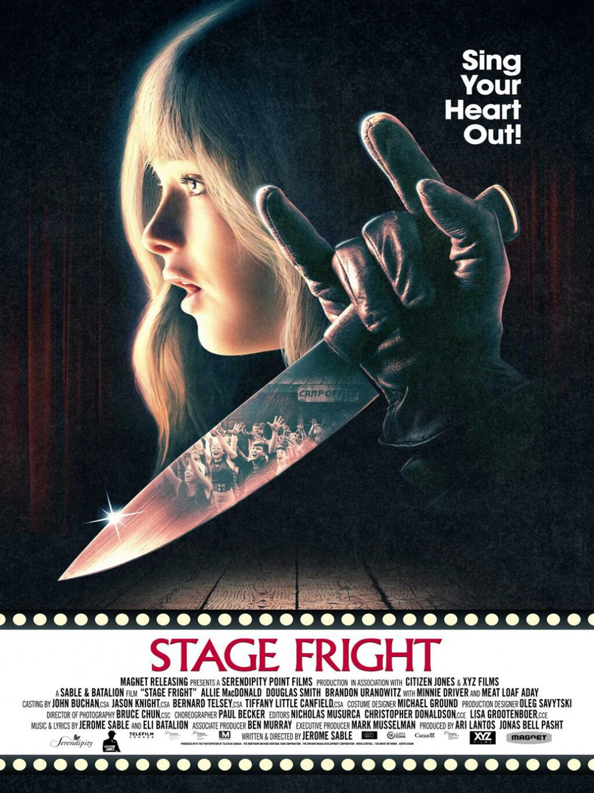 Stage Fright (Vostfr)