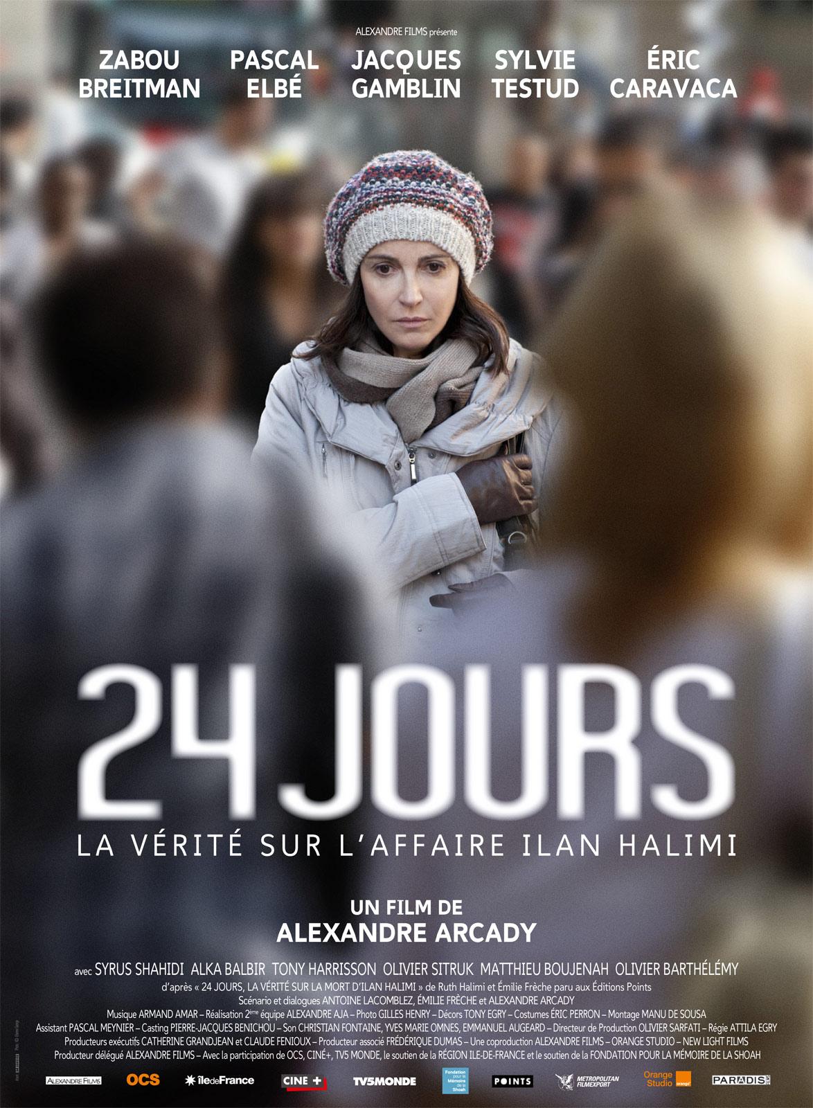 [UL.TO]    24 jours, la vérité sur l'affaire Ilan Halimi    FR XVID  [DVDRIP]
