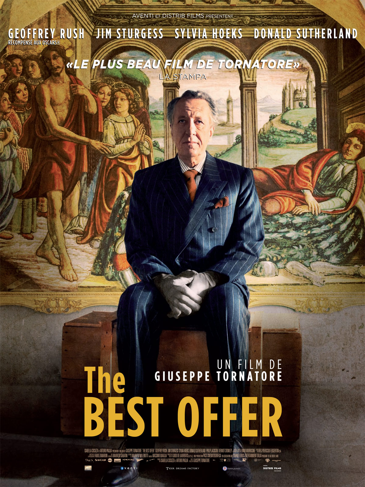 The Best Offer affiche