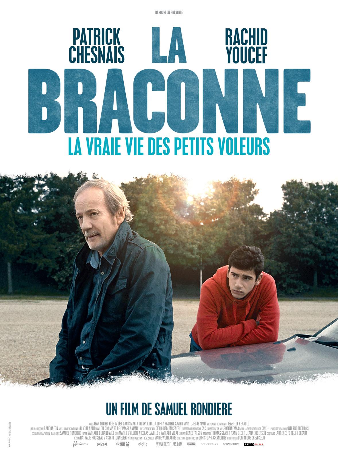 La Braconne dvdrip