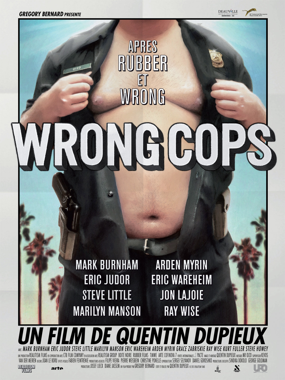 Wrong cops [VOSTFR] dvdrip