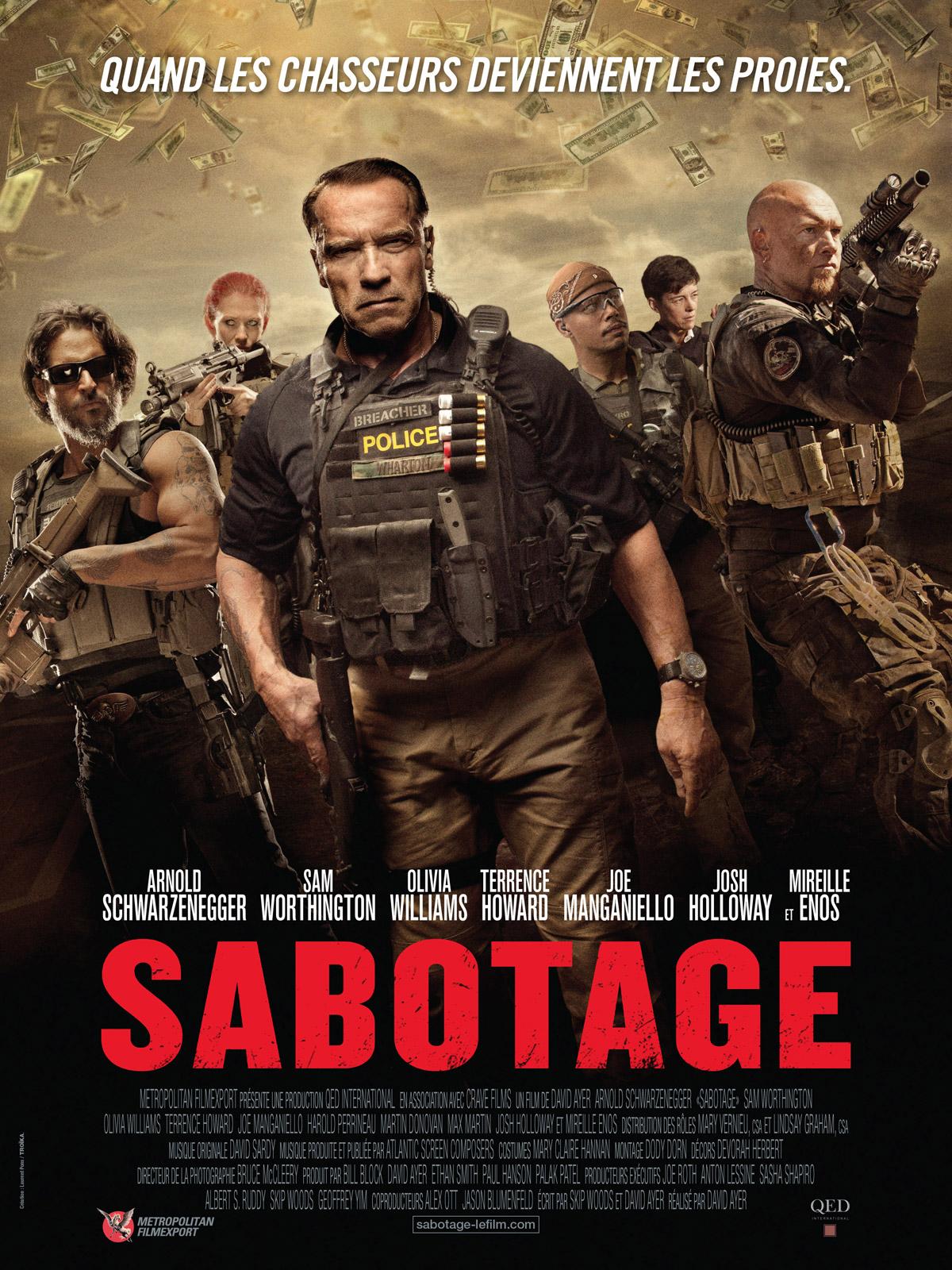 Sabotage DVDrip uptobox