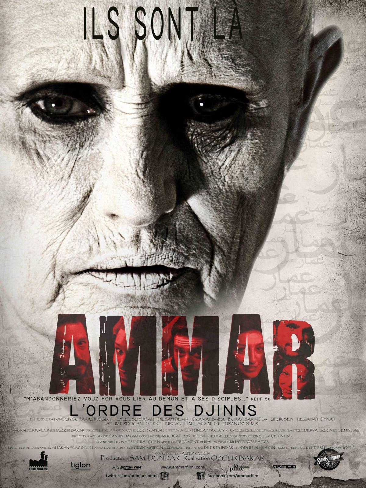 film en ligne :Ammar, l'ordre des djinns