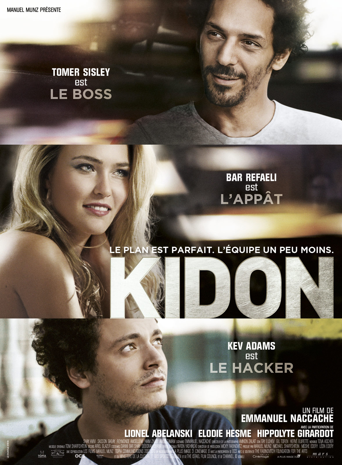 Telecharger Kidon  FRENCH DVDRIP Gratuitement