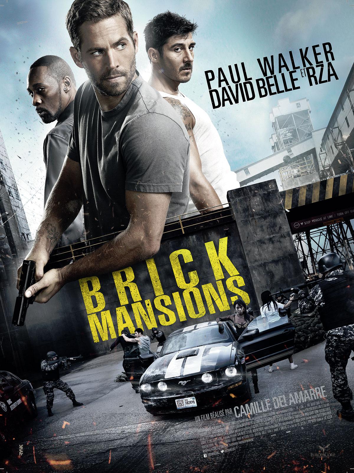 Brick Mansions | Webrip | VO