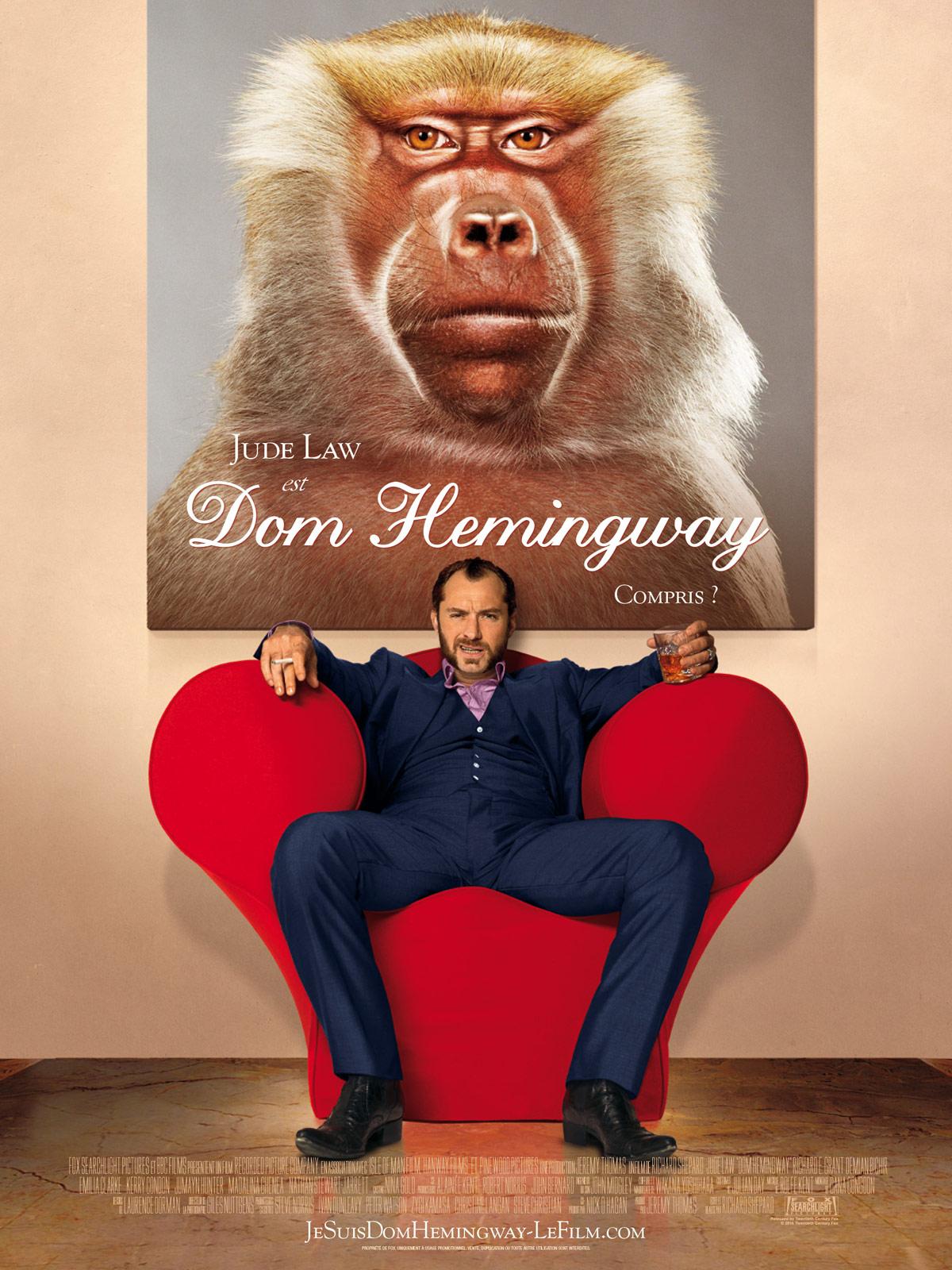 Dom Hemingway (Vostfr)