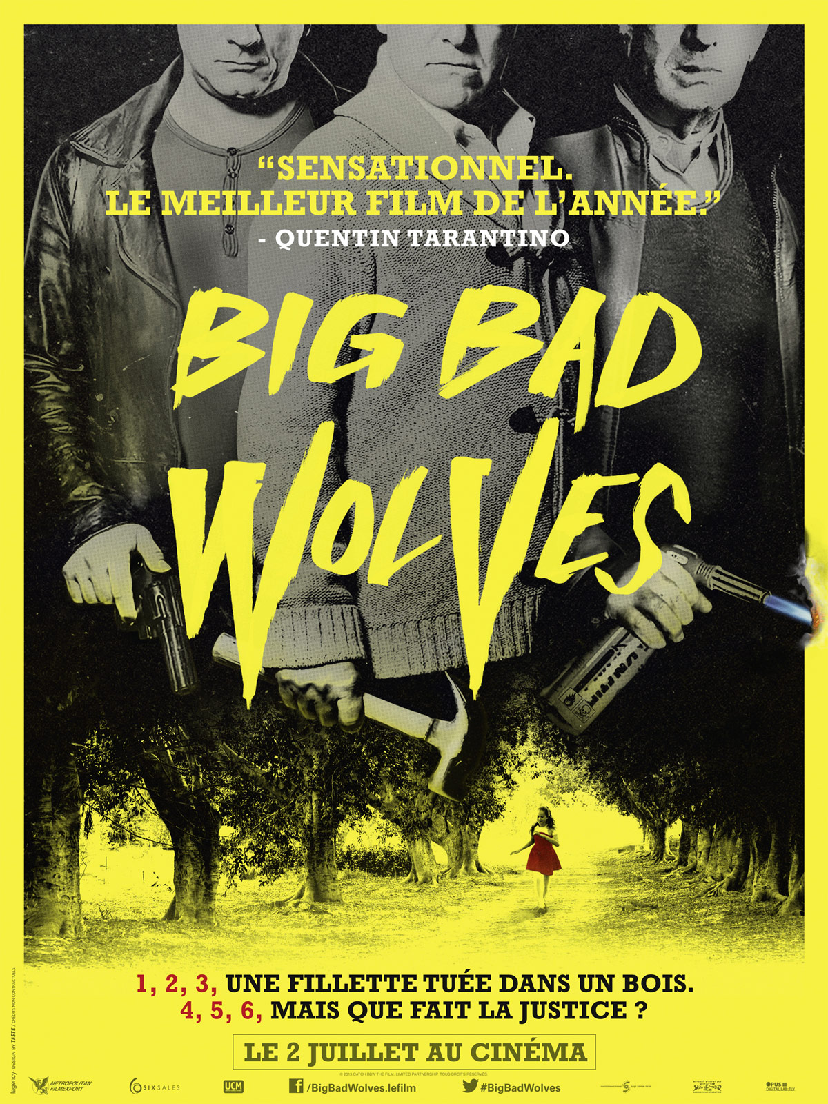 Telecharger Big Bad Wolves  TRUEFRENCH DVDRIP Gratuitement
