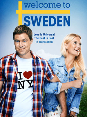 Welcome To Sweden en streaming