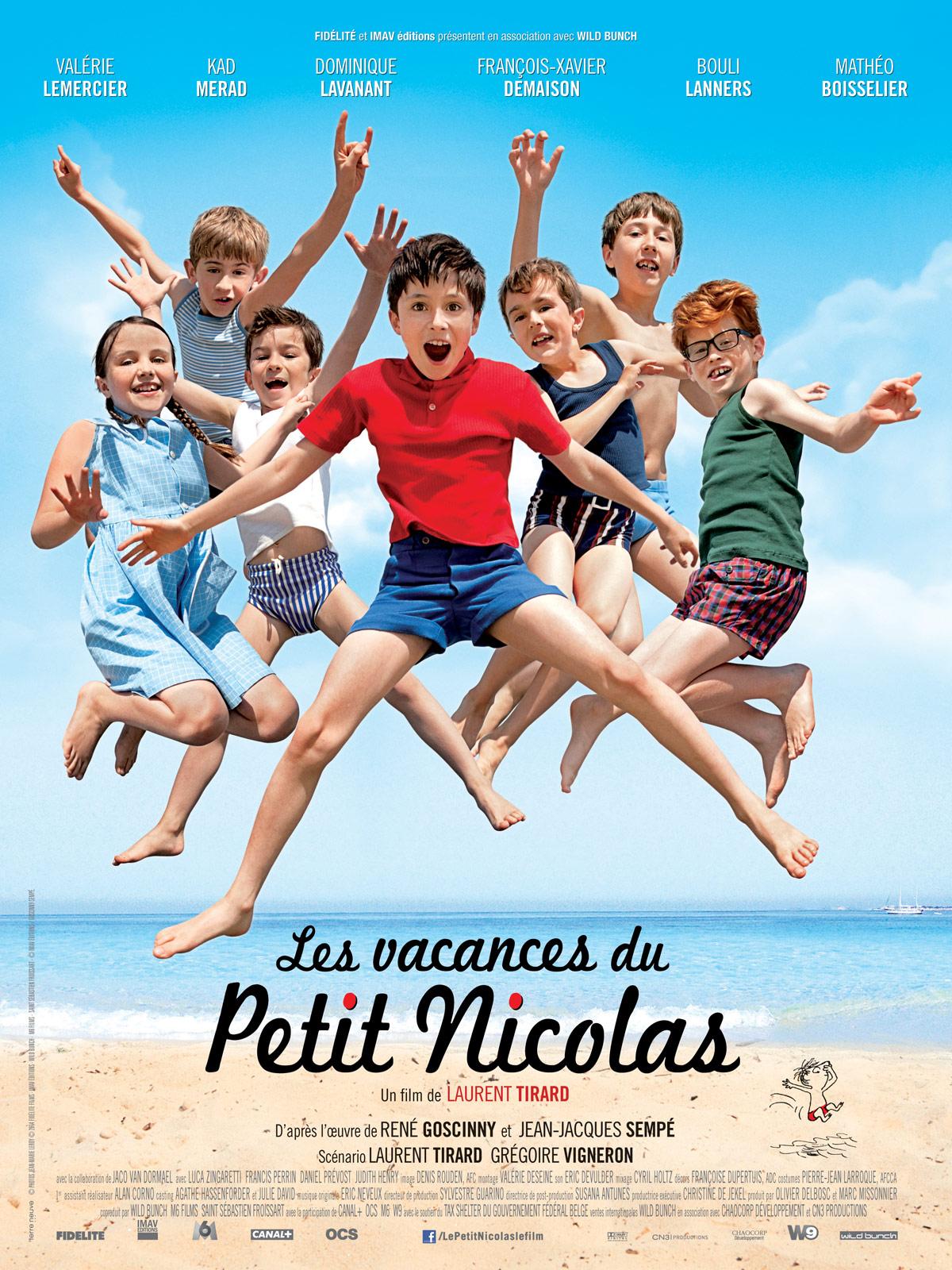 Telecharger Les Vacances du Petit Nicolas Dvdrip
