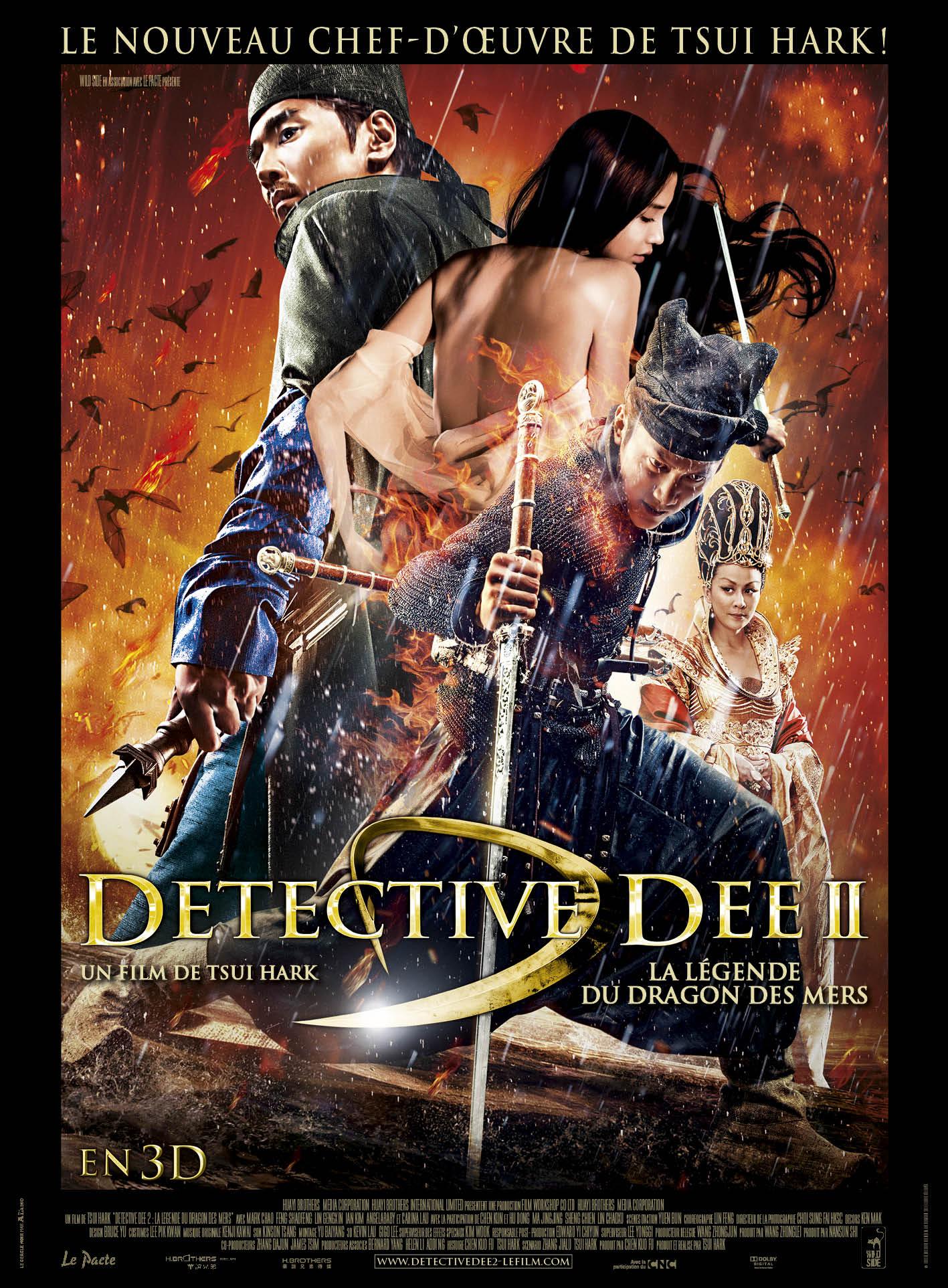Détective Dee II : La Légende du Dragon des Mers [TRUEFRENCH BDRiP]