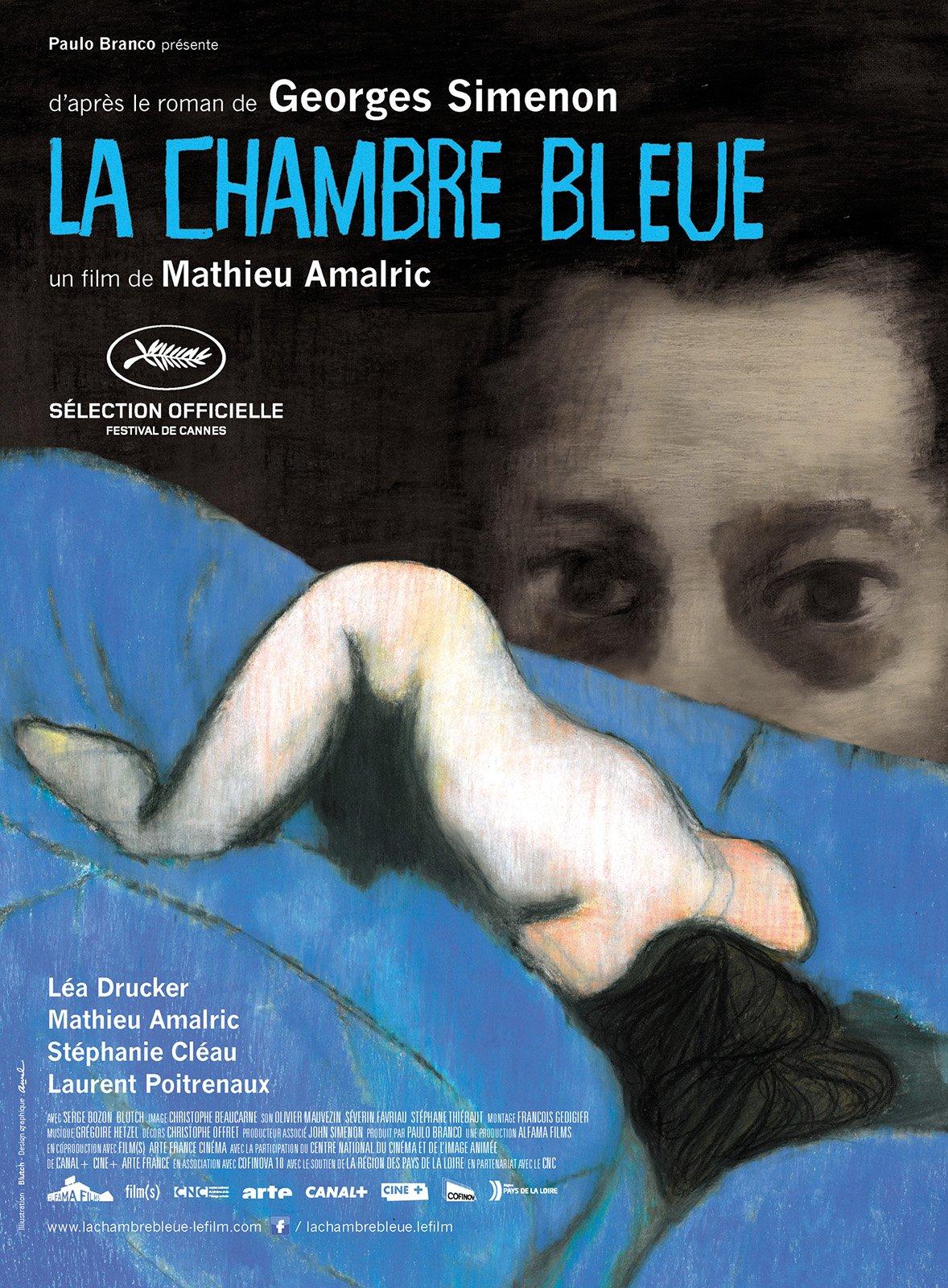 La Chambre Bleue dvdrip
