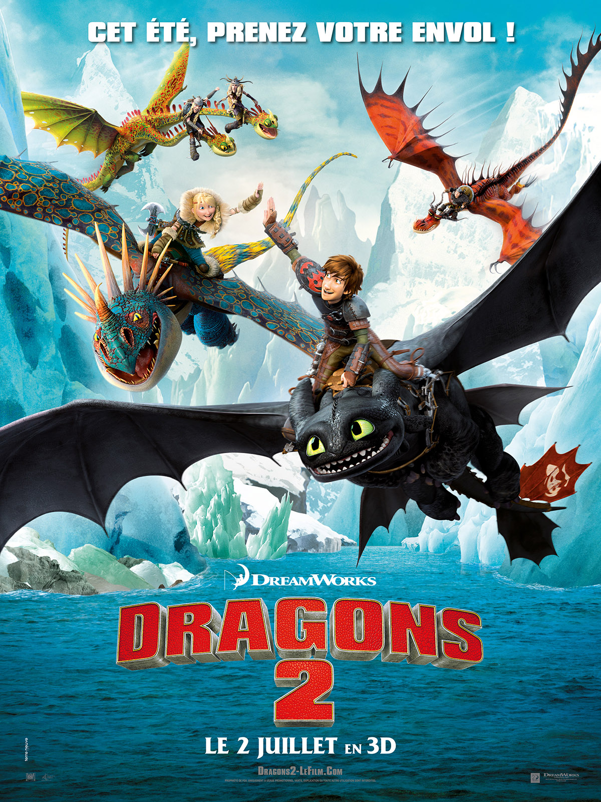 Dragons 2 [TS.MD] dvdrip