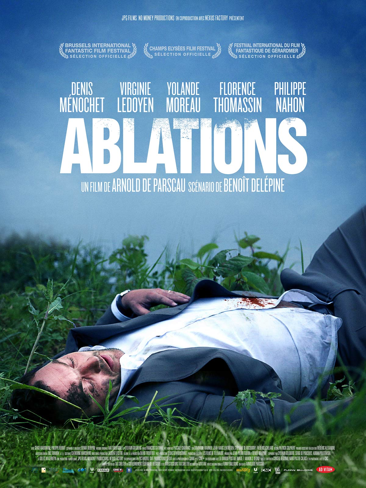 Telecharger Ablations Dvdrip