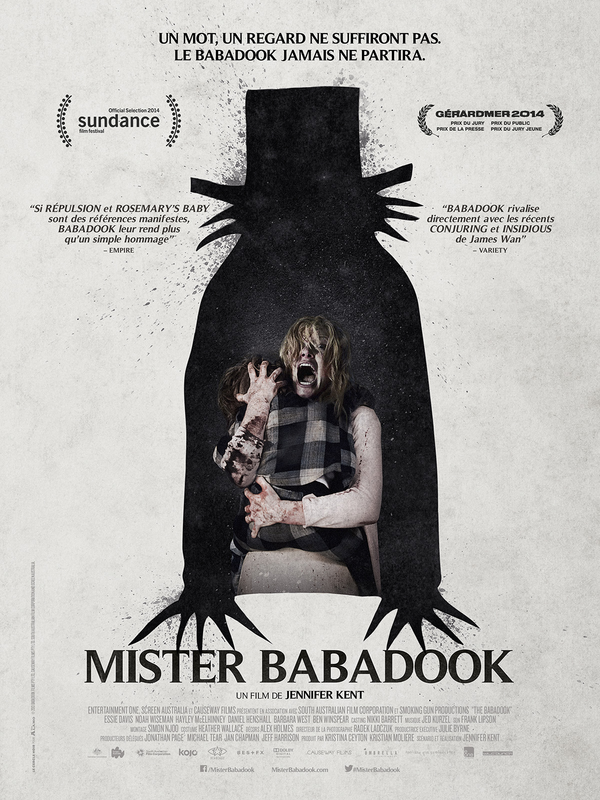 Telecharger Mister Babadook FRENCH  DVDRIP Gratuitement