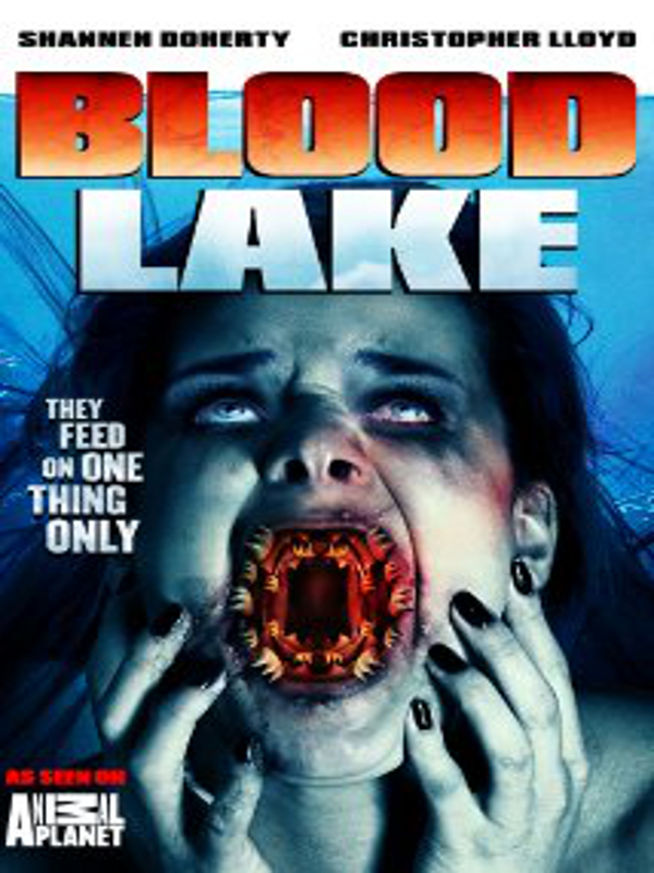 Blood Lake: Attack of the Killer Lampreys dvdrip