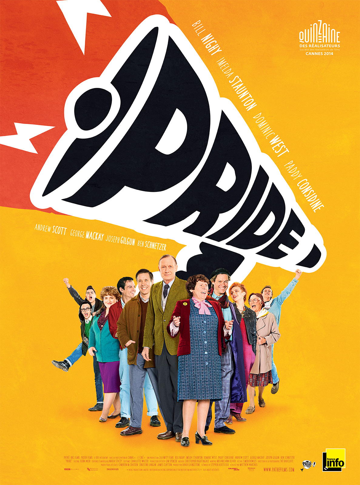Telecharger Pride : Une rencontre improbable Dvdrip