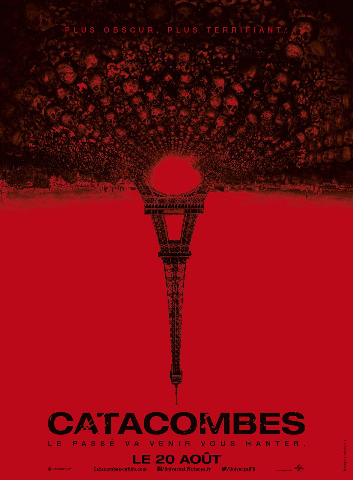 catacombes film 2014 allocin. Black Bedroom Furniture Sets. Home Design Ideas