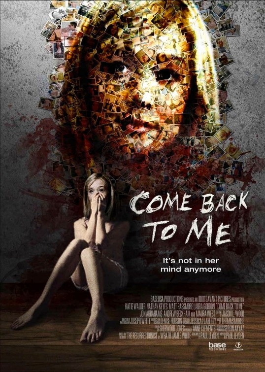 Come Back to Me affiche
