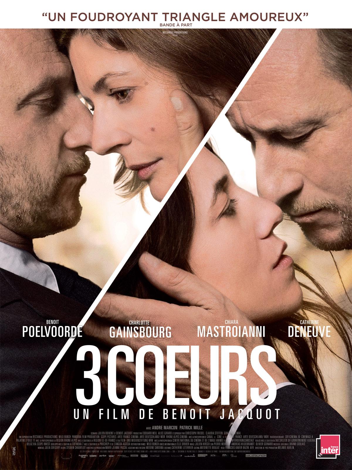 3 გული - 3 coeurs / 3 сердца  (2014)