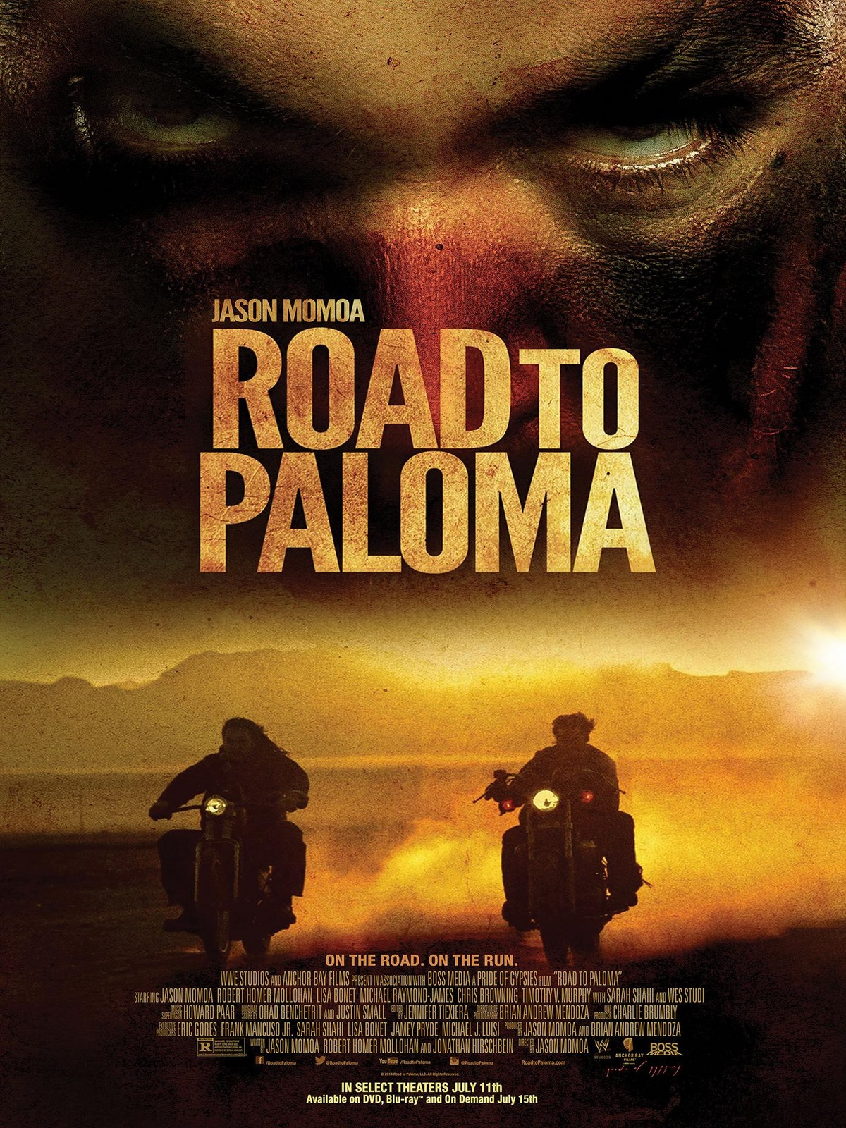 Road To Paloma VOSTFR DVDRiP