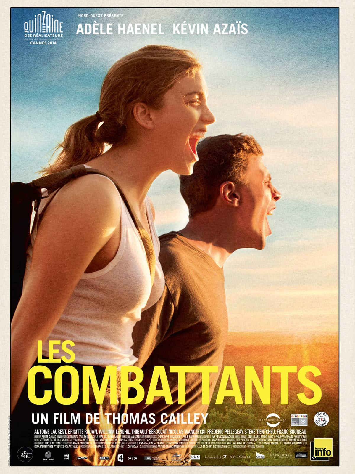 Photo Film Les Combattants