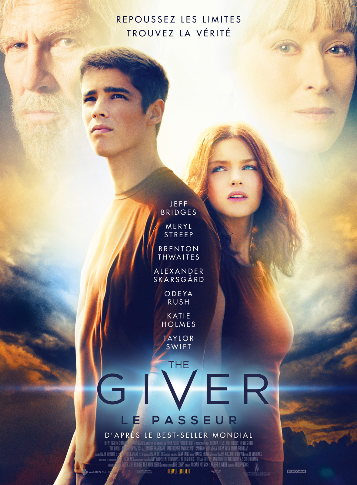 Photo Film The Giver