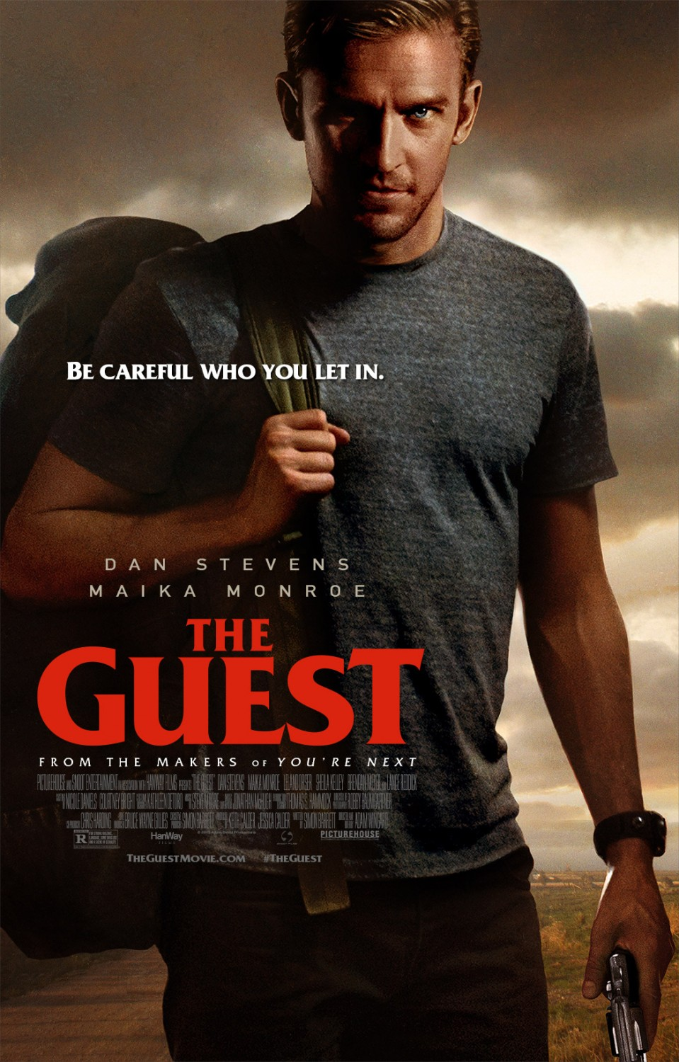 The Guest dvdrip