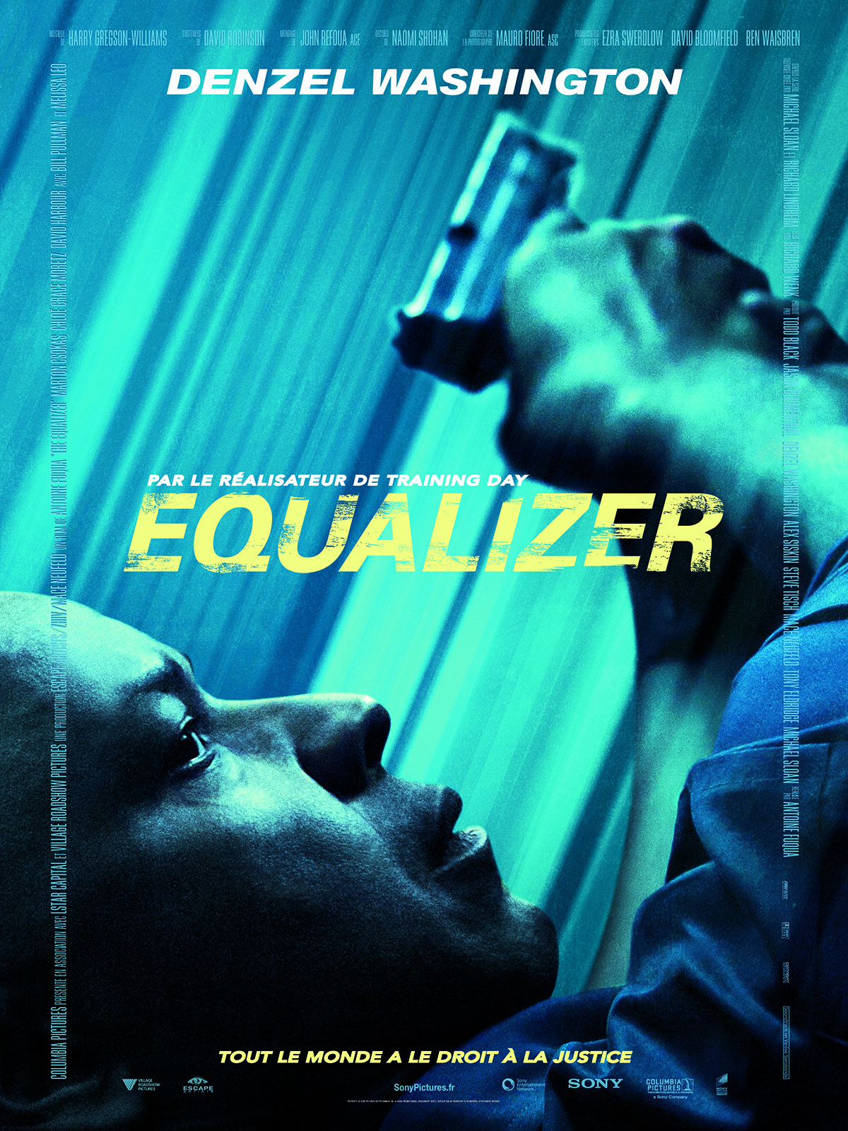 Photo Film Equalizer