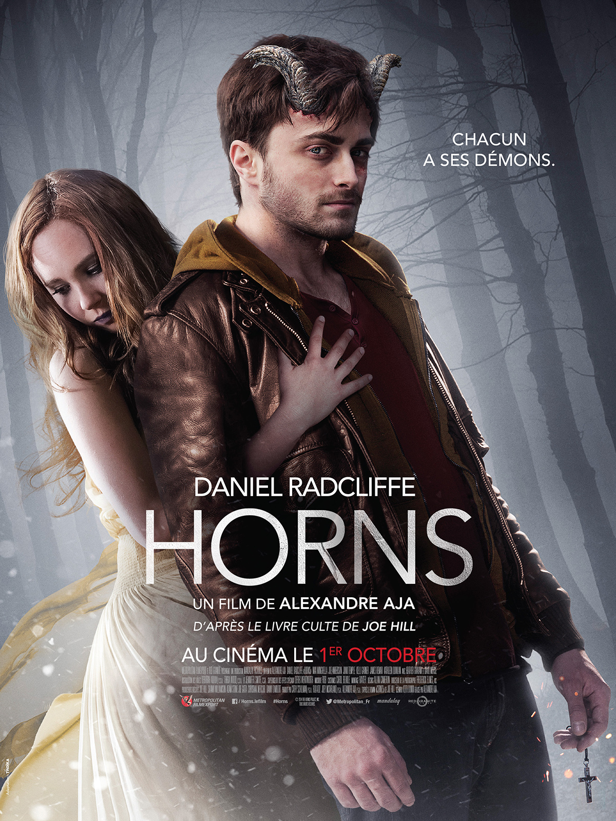 Telecharger Horns  TRUEFRENCH  HDRiP MD Gratuitement
