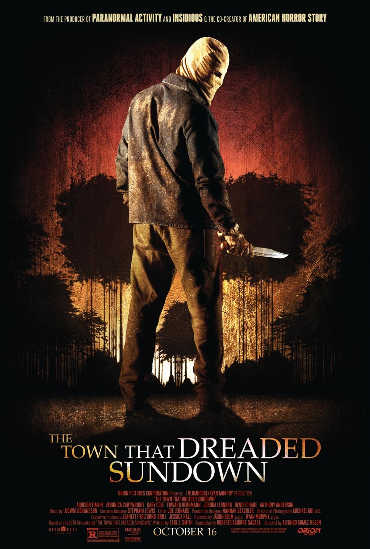 The Town That Dreaded Sundown dvdrip
