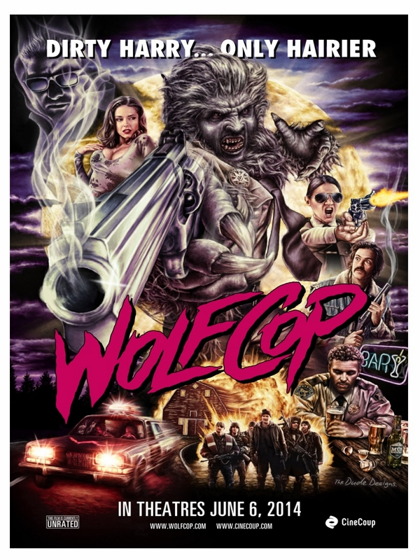 Telecharger Wolfcop VOSTFR BDRIP Gratuitement
