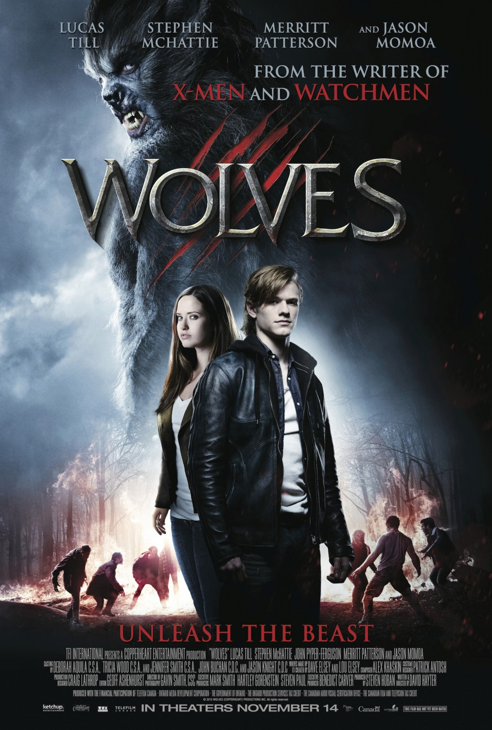 Wolves FRENCH