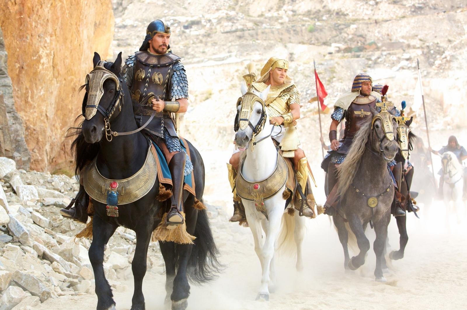 Exodus Gods And Kings Film Streaming VF Regarder Online