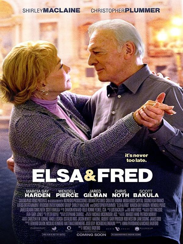 Elsa & Fred dvdrip
