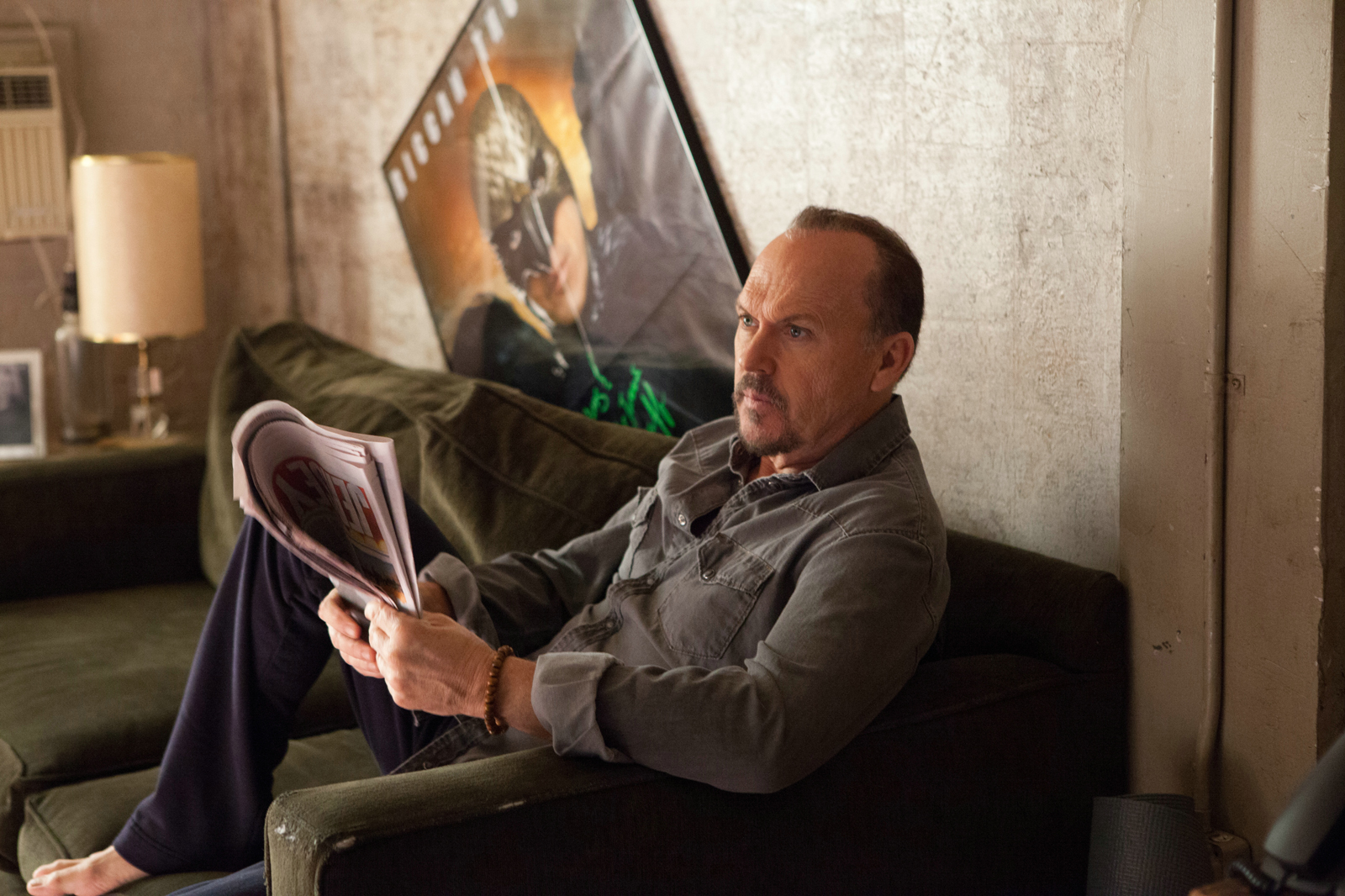 Michael Keaton. Birdman Le ciné d'Alain