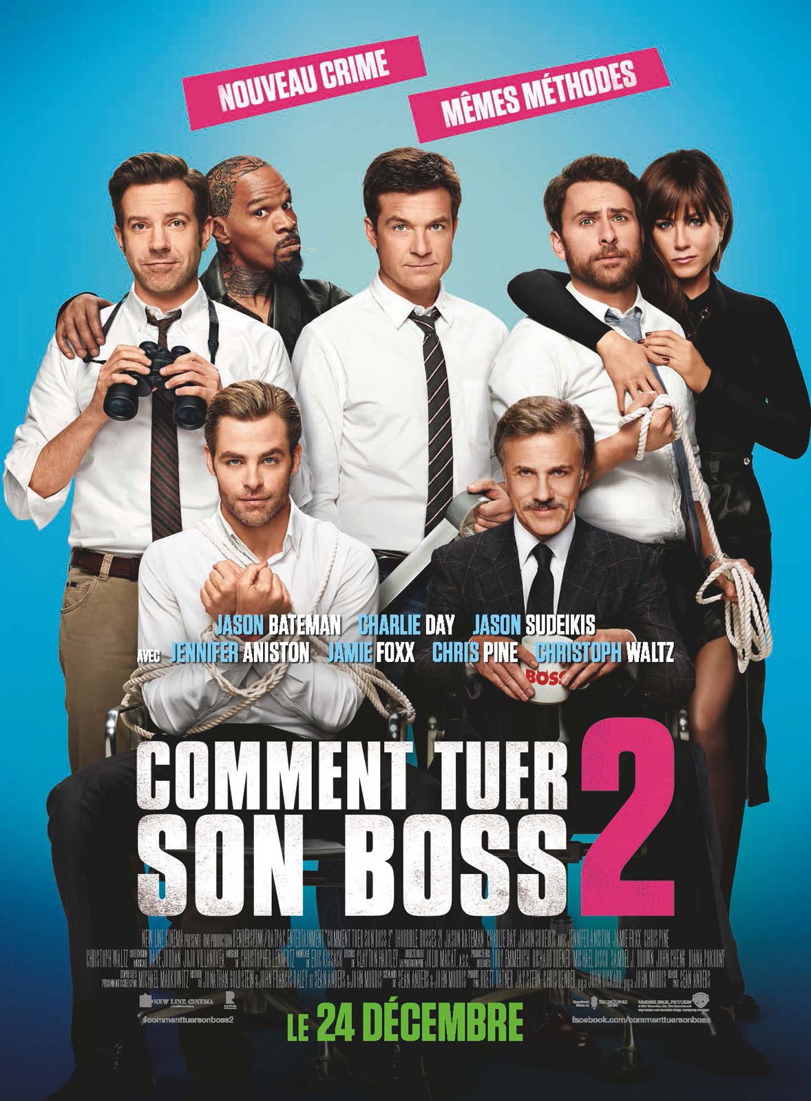 Comment tuer son boss 2 | Multi | R6 TRUEFRENCH
