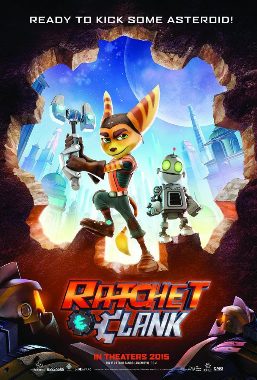Ratchet et Clank FRENCH BDRiP