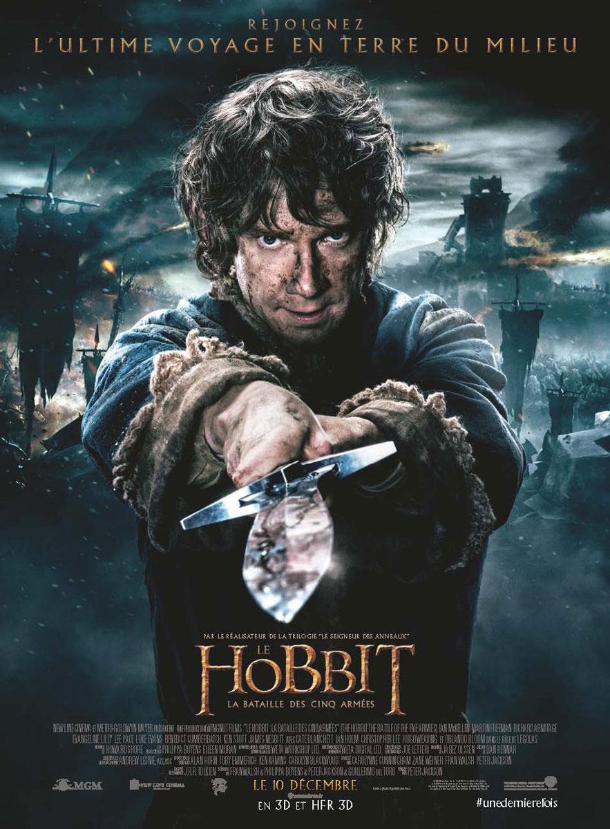 Le Hobbit : la Bataille des Cinq Armées VOSTFR BDRiP