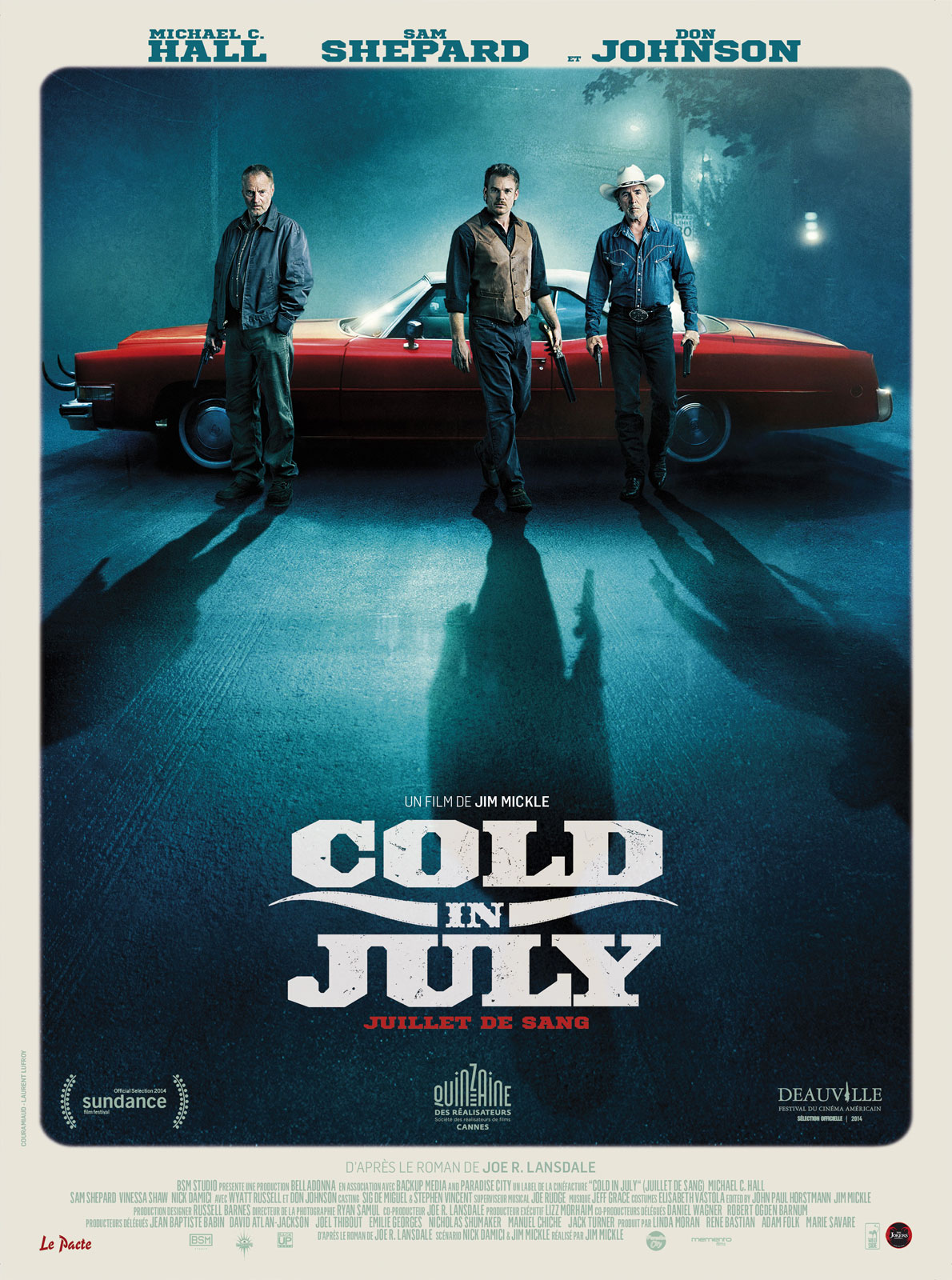 Cold in July VOSTFR