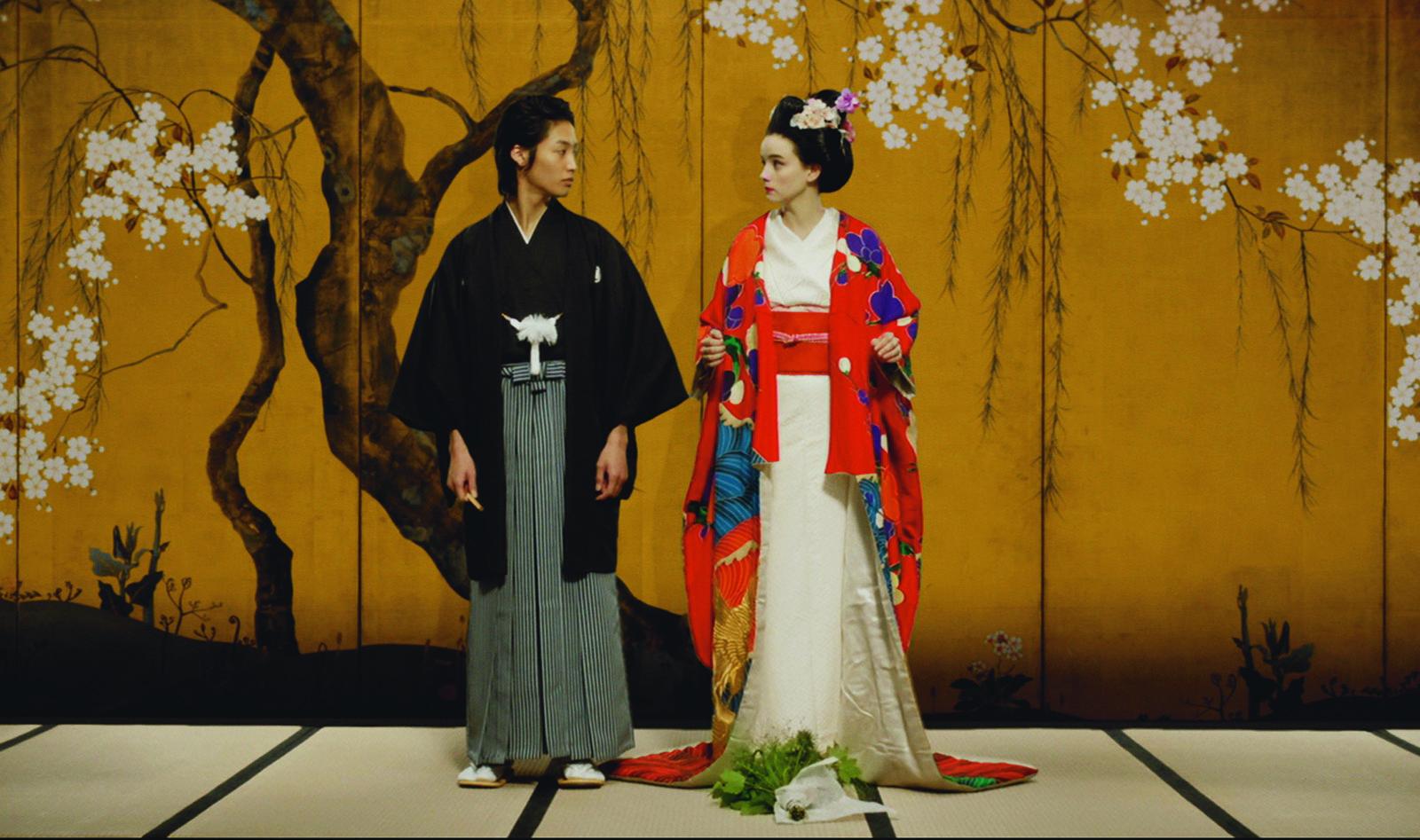 Tokyo Fiancée. Taichi Inoue & Pauline Etienne