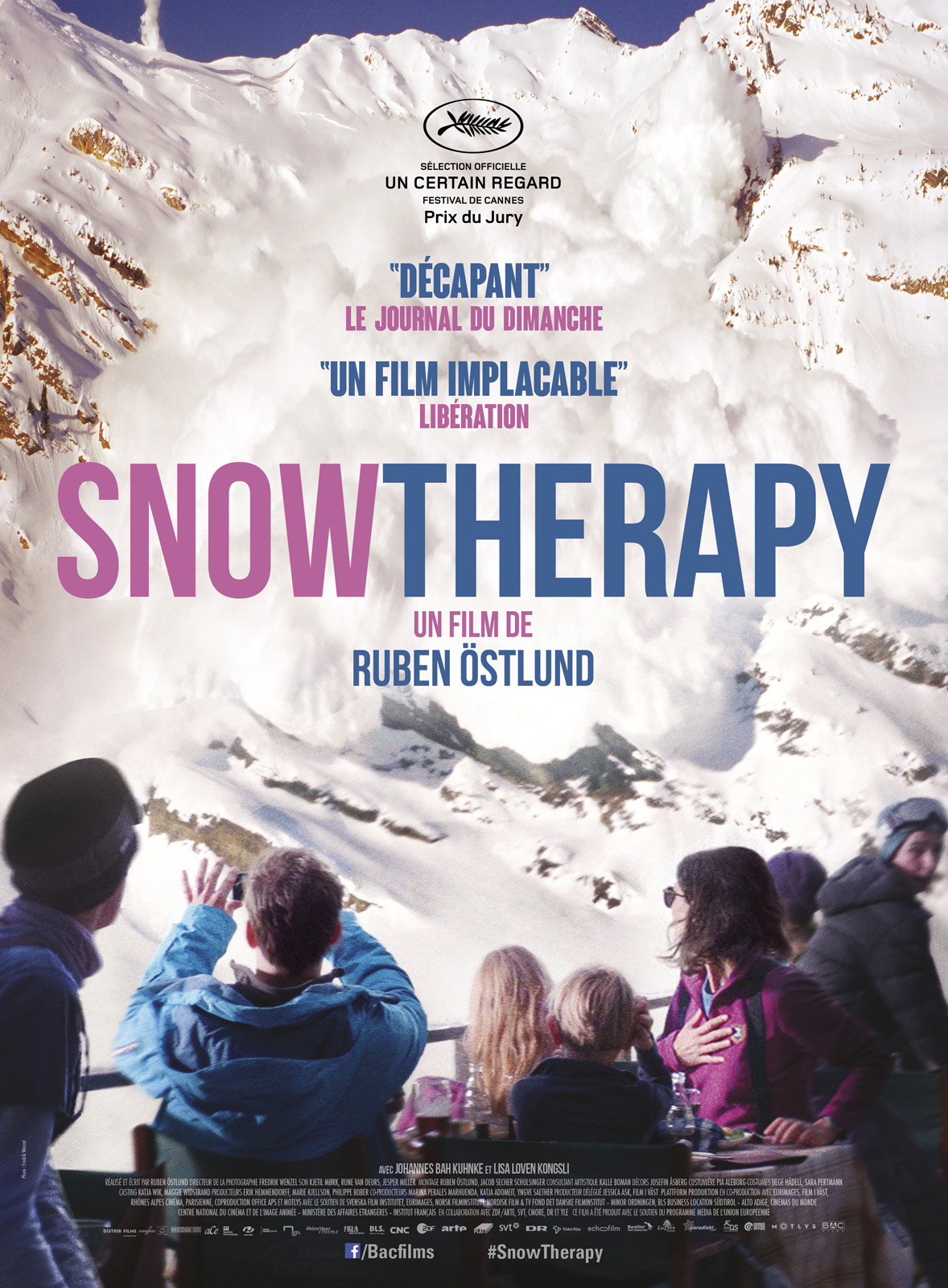 Snow Therapy VOSTFR
