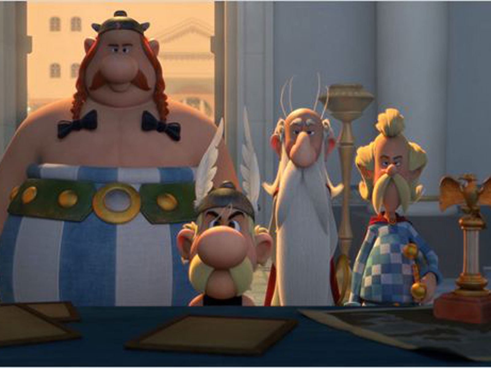 Asterix e o Domínio dos Deuses - Foto